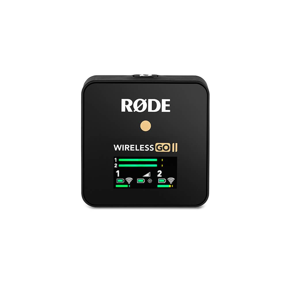 Wireless GO II_Front Receiver