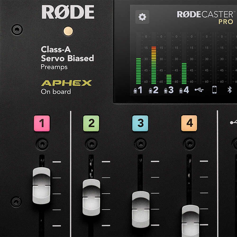 Broadcast-Pure Audio